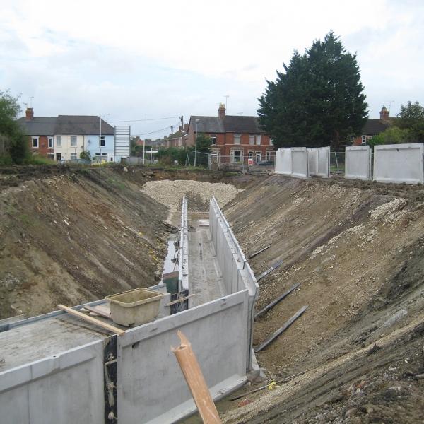 drainage st ives