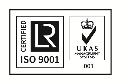 ISO 9001+UKAS-RGB - 400x280